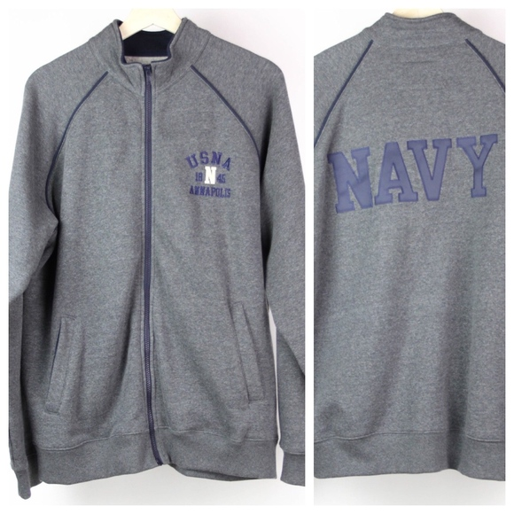 b99666f255a Champion Other - Champion Mens Sweatshirt Navy Anapolis USNA